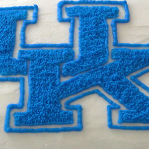 Kentucky Wildcats Groom's Cake