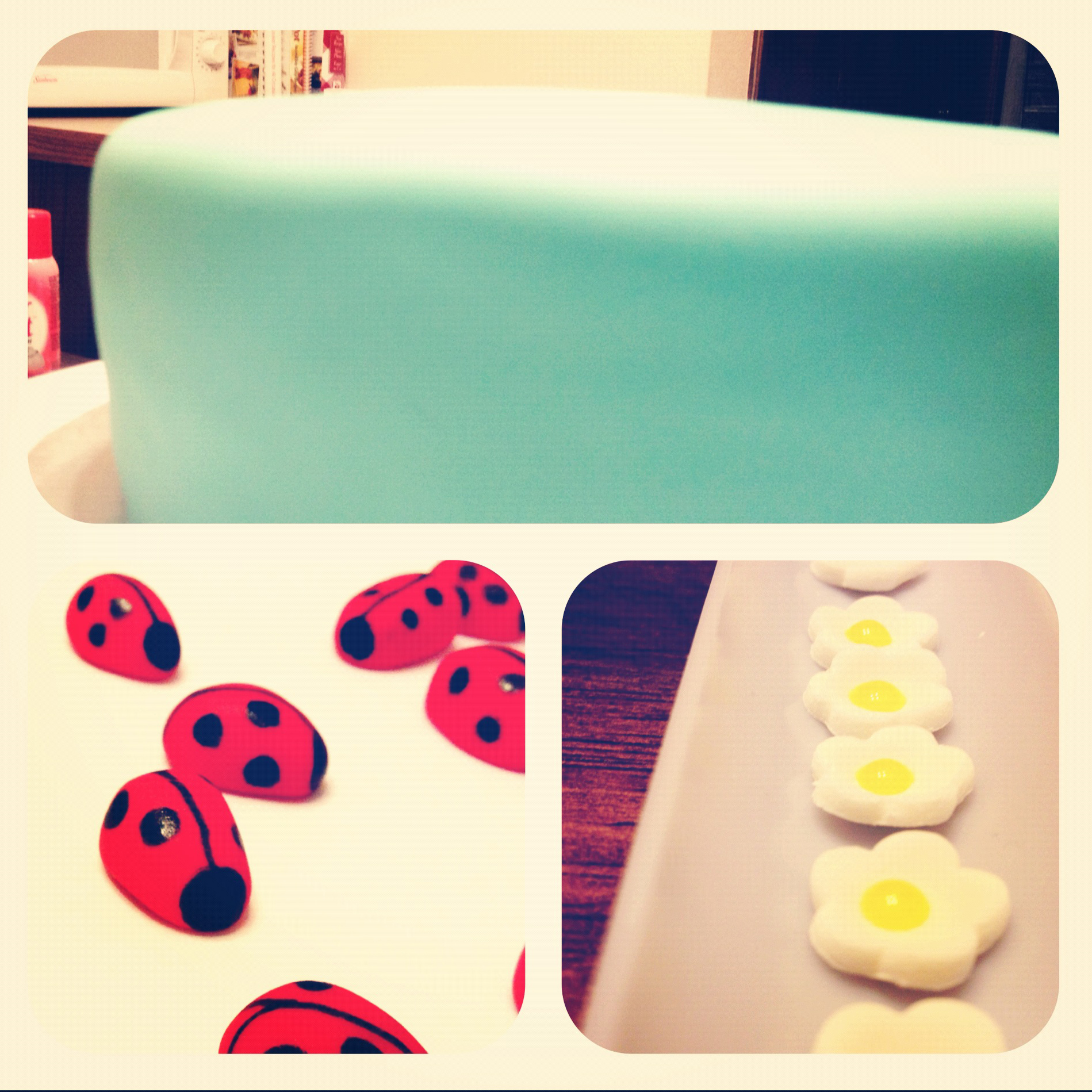 Ladybug Cake Sneak Peek!