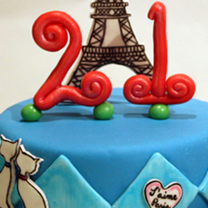 A Paris Birthday