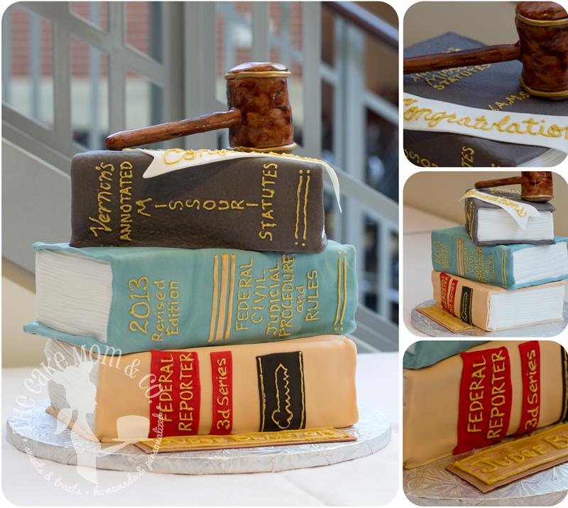 Judge Retirement Cake Portfolio