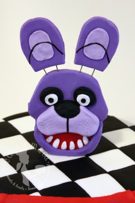 Five Nights At Freddys Cake The Mom Co