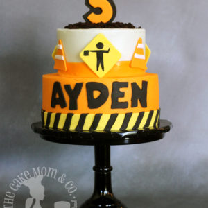ConstructionBirthdayCake
