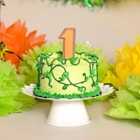 Jungle Fever Smash Cake