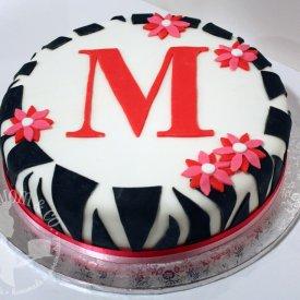 Semi Naked Elmo Birthday Cake