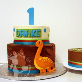 Happy Dino First Birthday