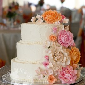 Bright Floral Wedding
